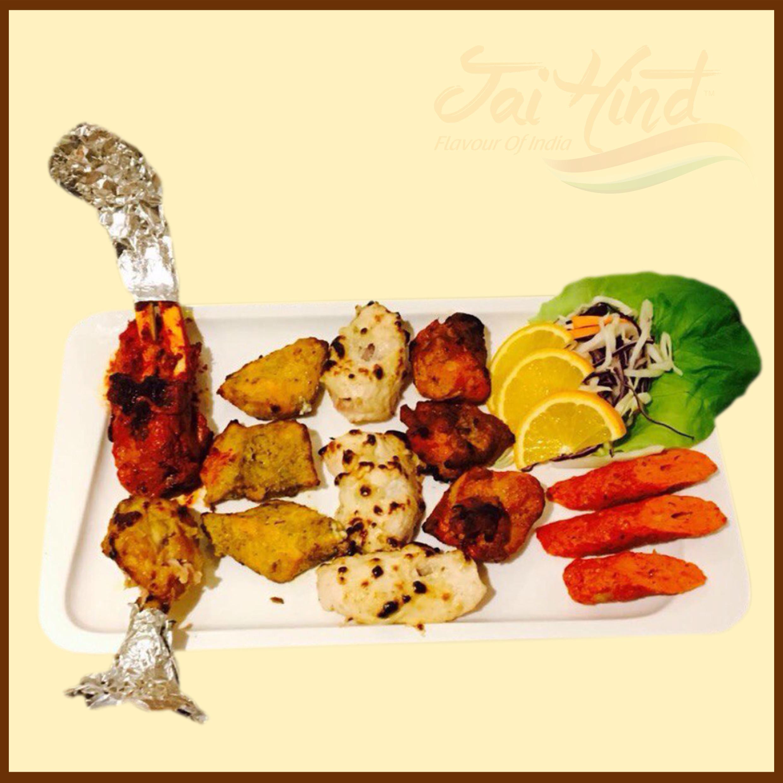 Tandoori Platter Non-Veg